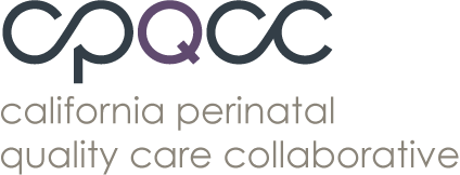 California Perinatal Quality Care Collaborative